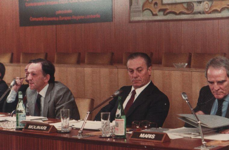 Molinari Direttore Generale Cariplo
