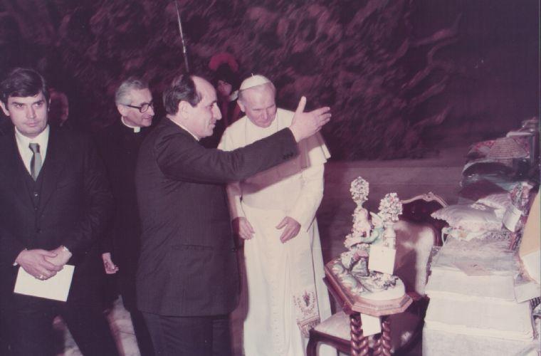 Aula Paolo VI Presentazione Artigianato